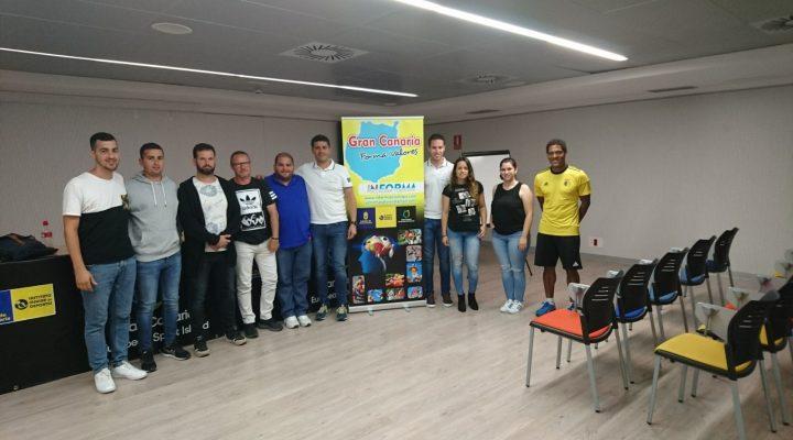 Gran Canaria Forma Valores 2018