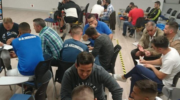 Gran Canaria Forma Valores y forma entrenadores
