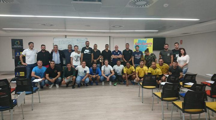 Gran Canaria Forma Valores y forma entrenadores 2018