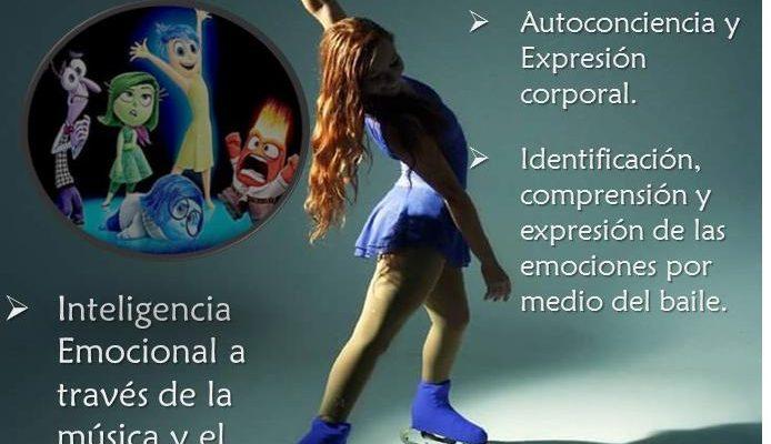 """Educación emocional con """"Baila con las Emociones"""""""