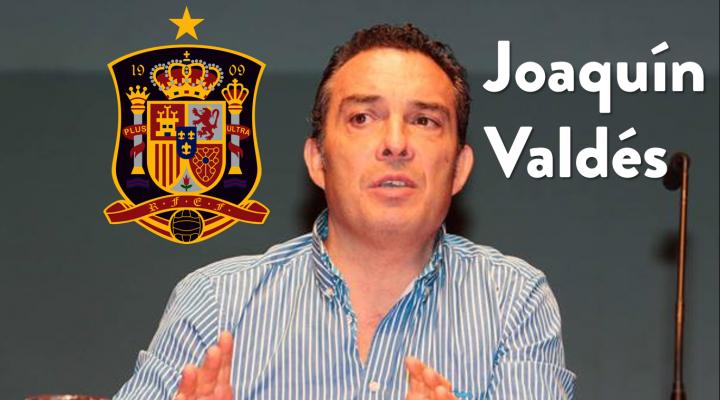 Joaquín Valdés, psicólogo deportivo de la selección