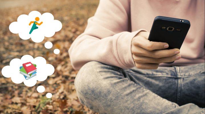 El ESFUERZO y el Smartphone no van de la mano