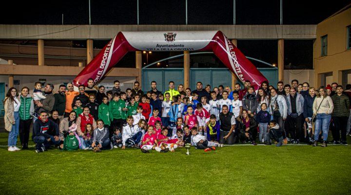 El I Torneo de Valores Villa de la Orotava supera las expectativas