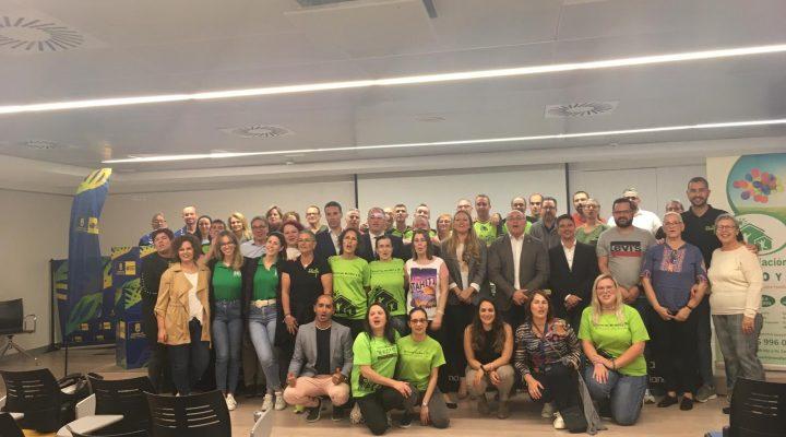 DITEAM12: Primer proyecto europeo de inclusión en deporte en Canarias