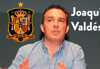 Joquín Valdés, psicólogo deportivo de la selección española